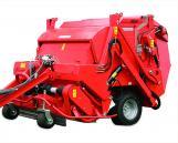Rasenkehrmaschine für den Kommunaleinsatz
