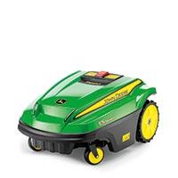 Automatischer Rasenmäher von John Deere