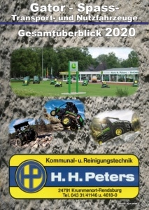 Gator Broschüre 2020