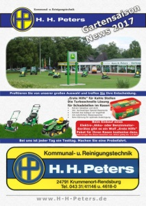 Super Angebote an Rasenmähern und Rasentraktoren 2017